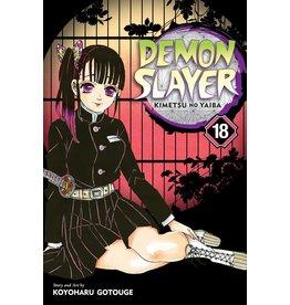 Demon Slayer Volume 18 (English)