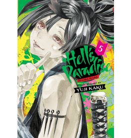 Hell's Paradise: Jigokuraku 5 (English)