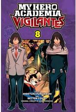 My Hero Academia: Vigilantes 8 (English)