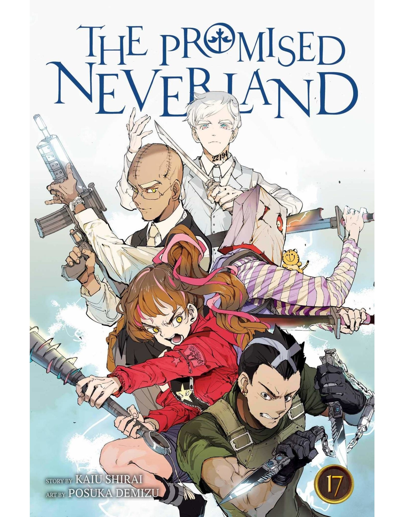 The Promised Neverland 17 (English)