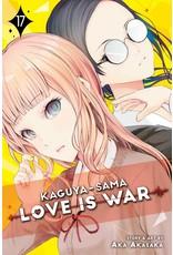 Kaguya-Sama: Love is War 17 (Engelstalig)