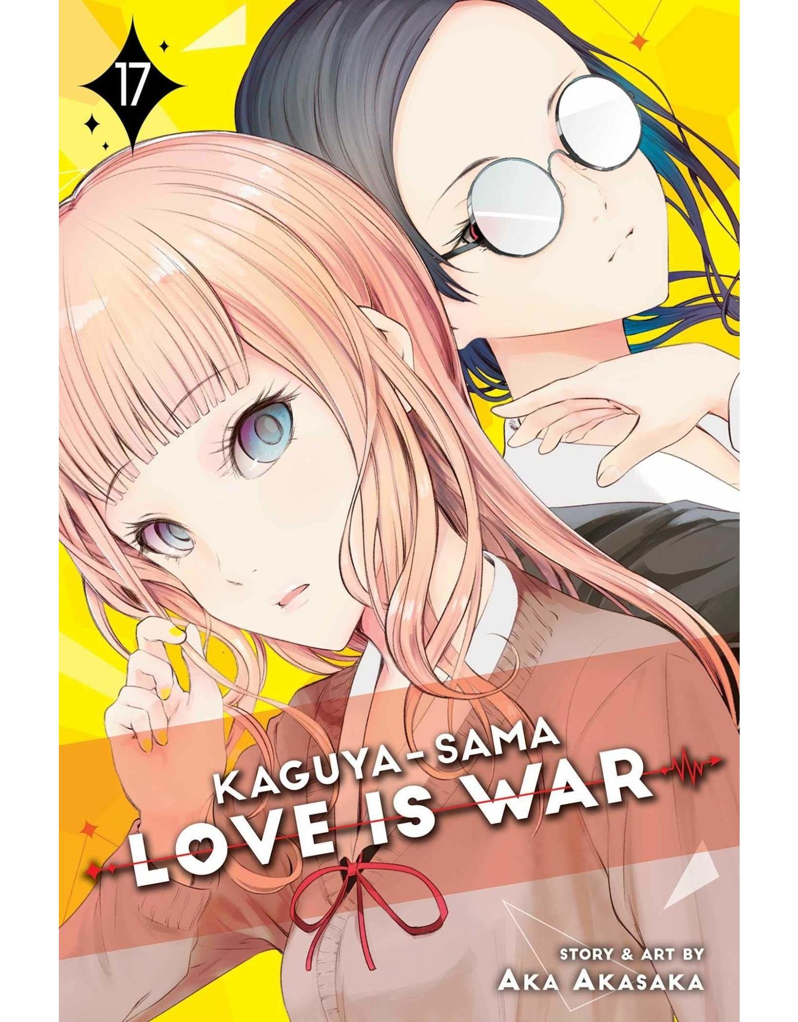 Kaguya-Sama: Love is War 17 (English)
