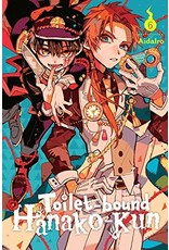 Toilet-Bound Hanako-Kun 6 (Engelstalig)