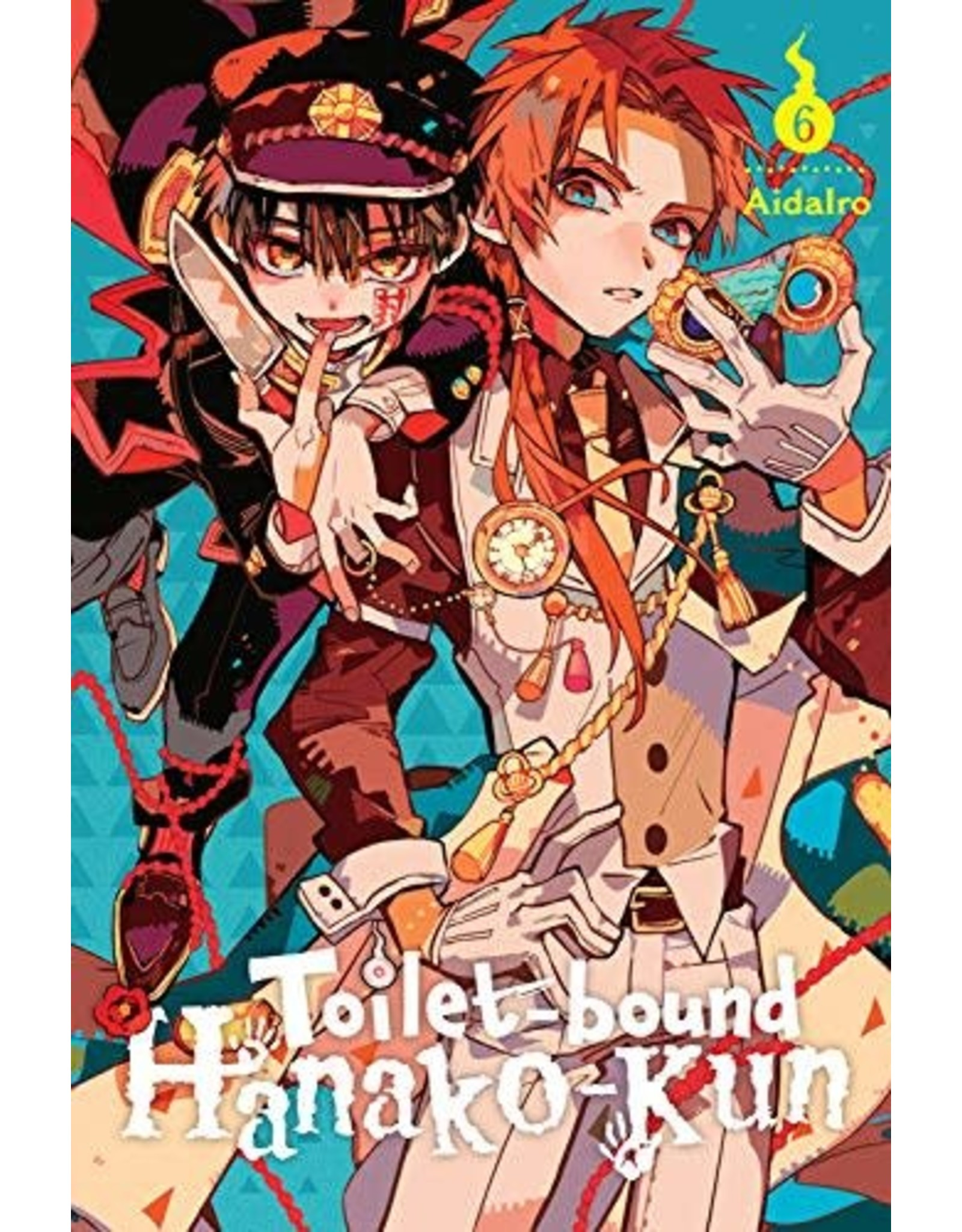 Toilet-Bound Hanako-Kun 6 (English)