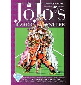 Jojo's Bizarre Adventure - Part 4: Diamond is Unbreakable - Volume 7 - Hardcover (English)