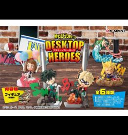 Re-Ment - My Hero Academia - Desktop Heroes - Volledige set van 6