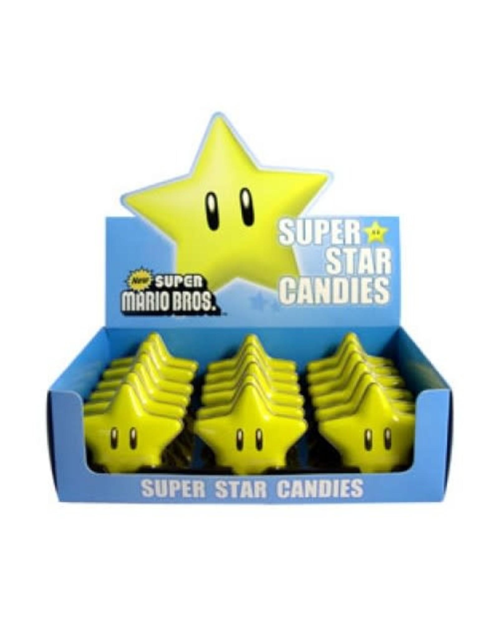 Super Mario Super Star Candies
