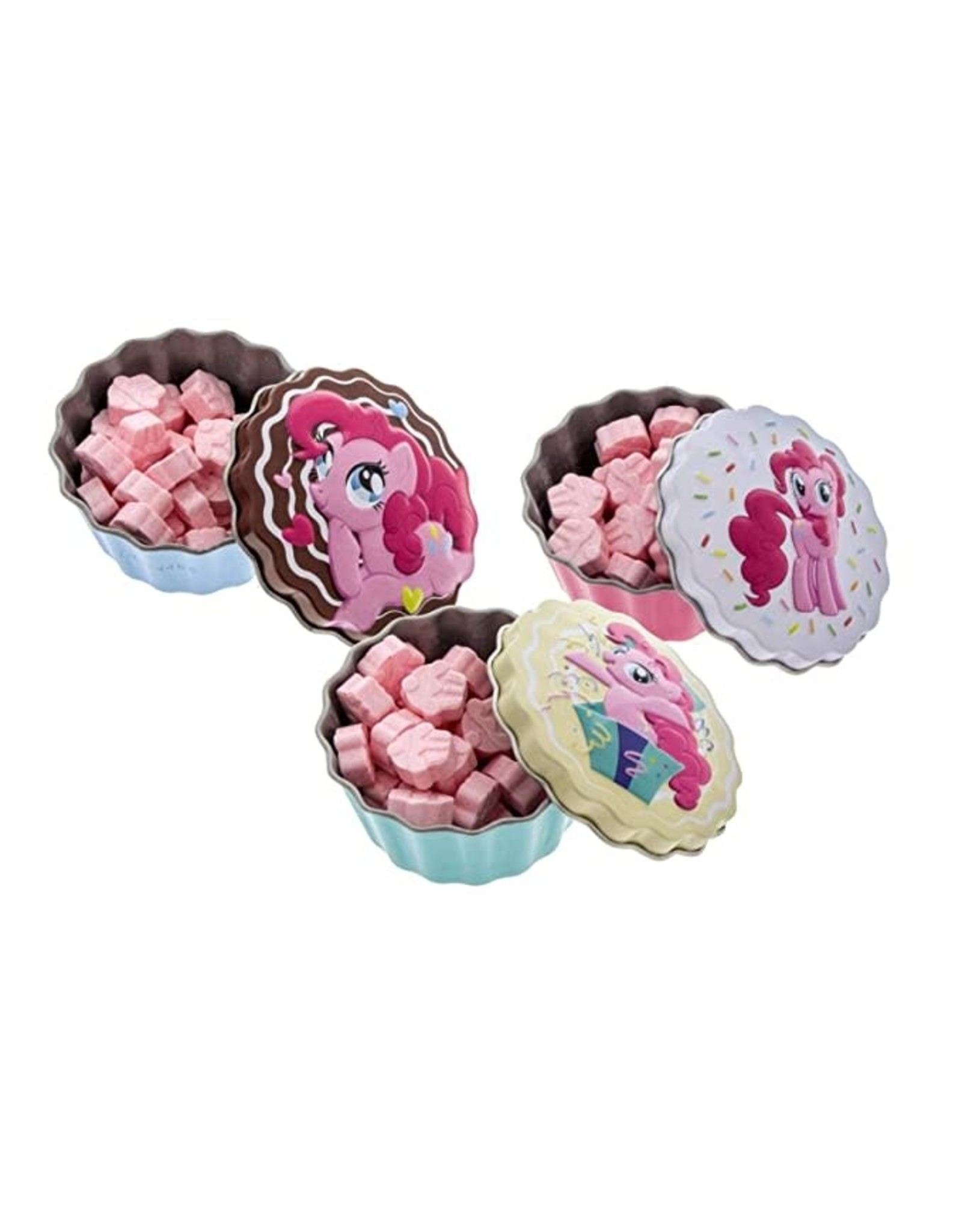 My Little Pony - Pinkie Pie's Party Cupcakes - Frosting Flavored Cupcake Candies - 22g