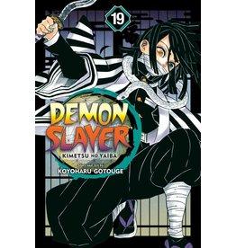 Demon Slayer Volume 19 (English)