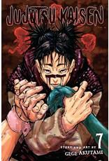 Jujutsu Kaisen 07 (Engelstalig)