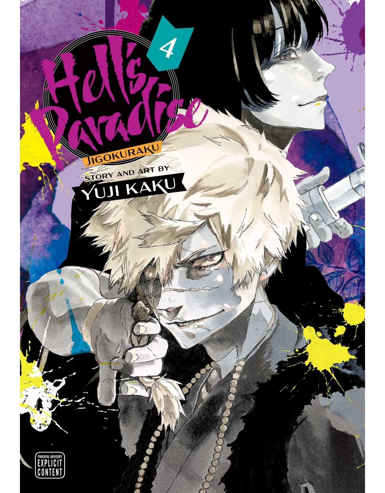 Hell's Paradise: Jigokuraku 4 (English)