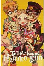 Toilet-Bound Hanako-Kun 5 (Engelstalig)