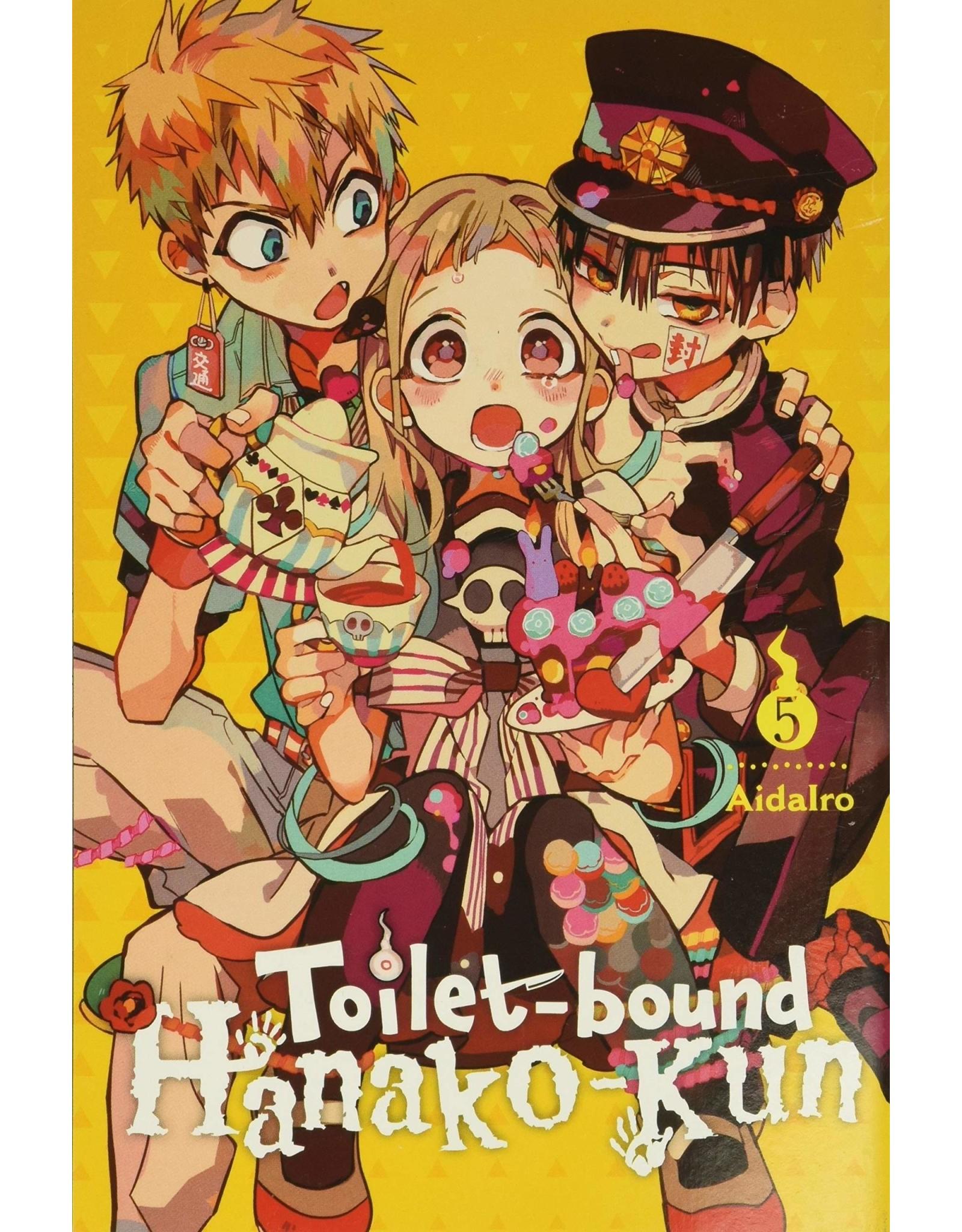 Toilet-Bound Hanako-Kun 5 (English)