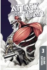 Attack on Titan 03 (Engelstalig)