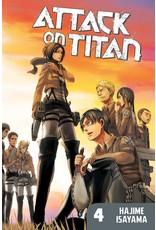 Attack on Titan 04 (Engelstalig)