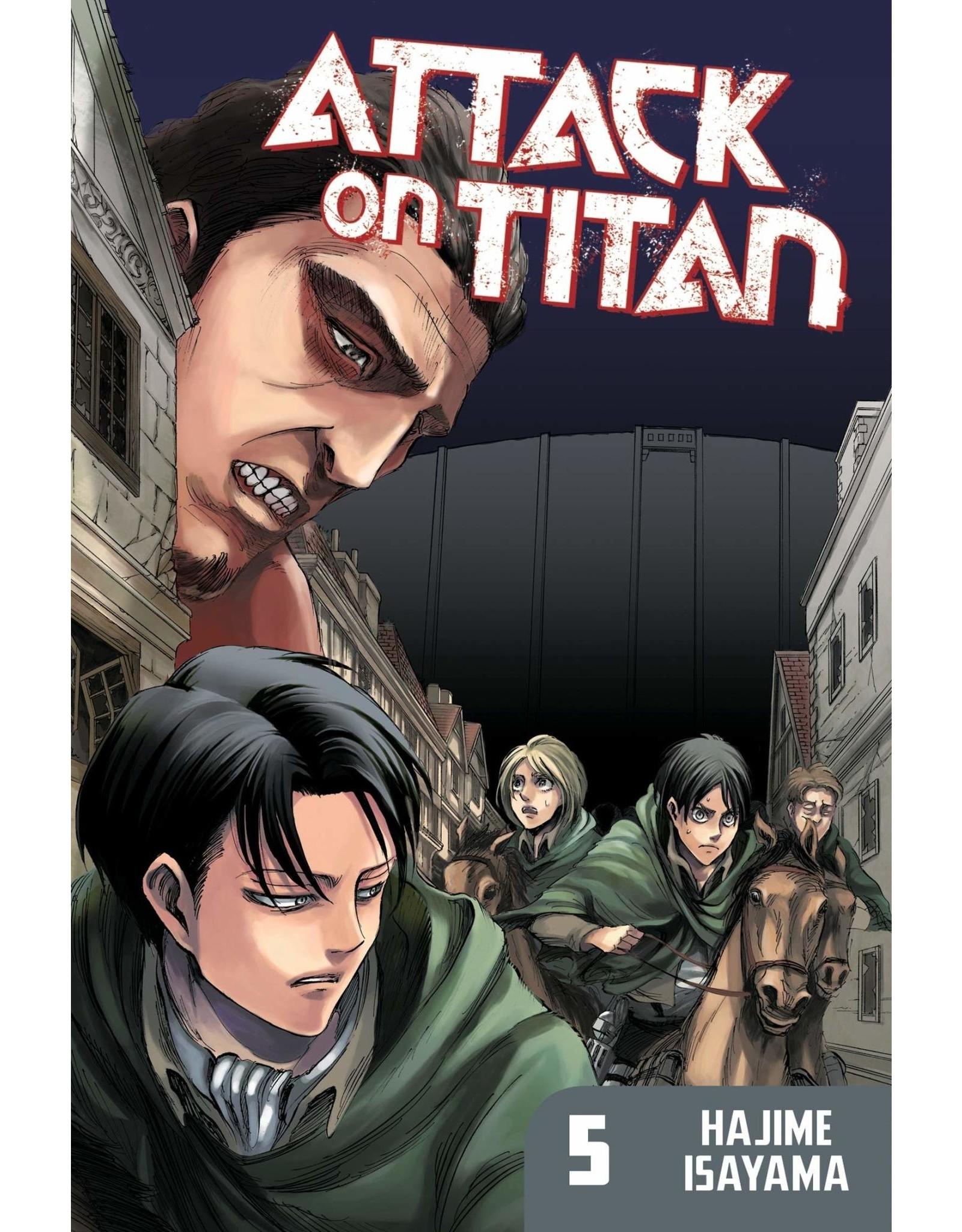 Attack on Titan 05 (English)