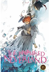 The Promised Neverland 18 (English)
