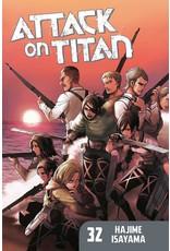 Attack on Titan 32 (Engelstalig)