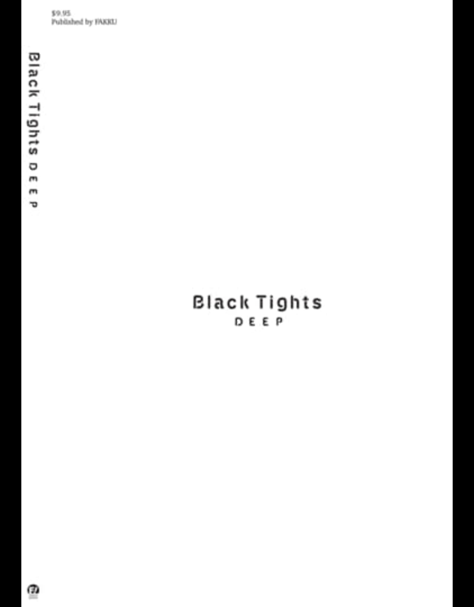 Black Tights Deep - Art Book - 102 pages (Engelstalig)