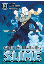 That Time I Got Reincarnated As A Slime 15 (English)