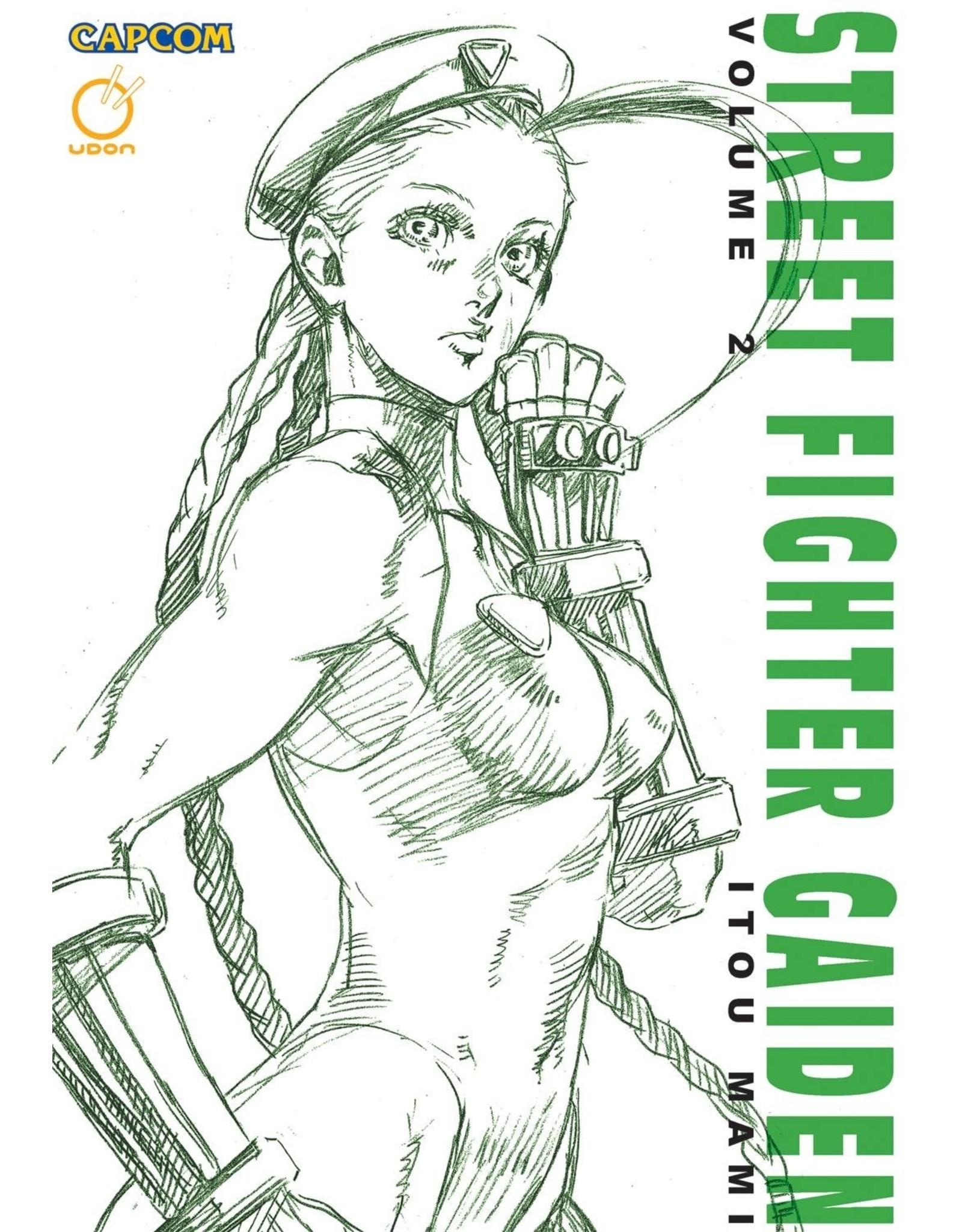 Street Fighter Gaiden Volume 2 (English)