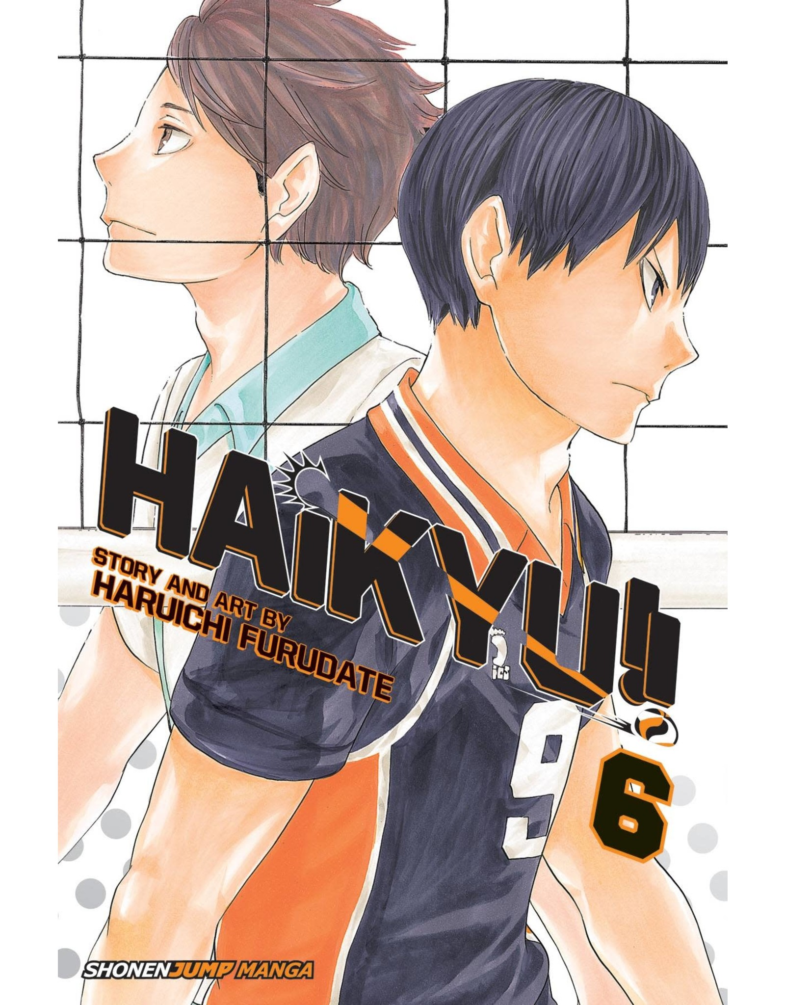 Haikyu!! 6 (Engelstalig)