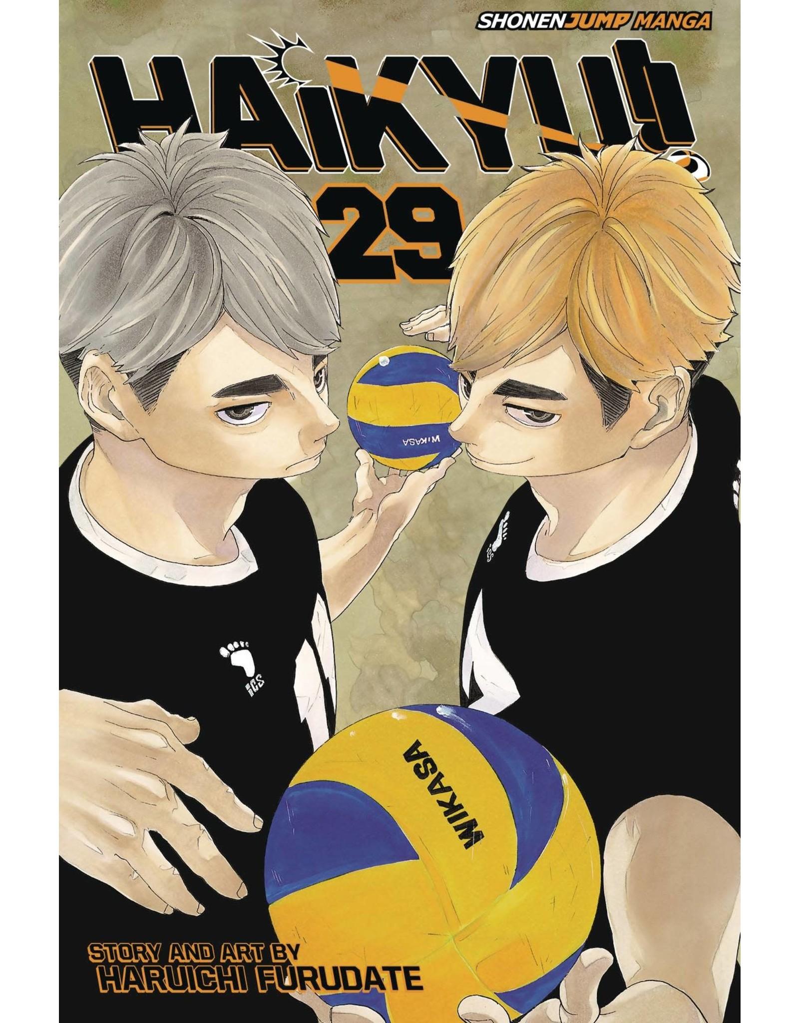 Haikyu!! 29 (English)