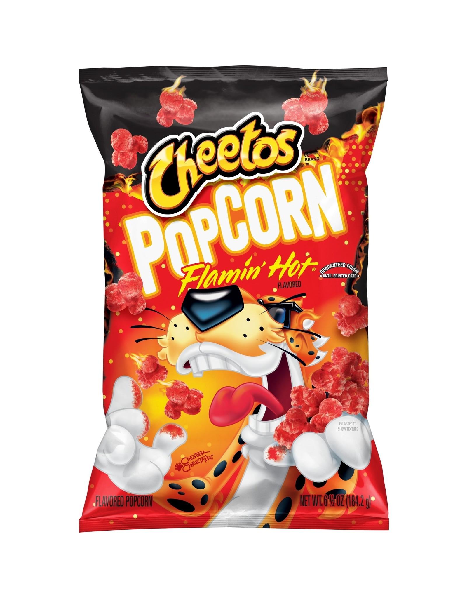 Cheetos Pop Corn Flamin' Hot - Large - 184g