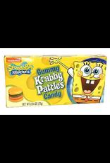 SpongeBob Squarepants Krabby Patties Gummy Candy - 72g