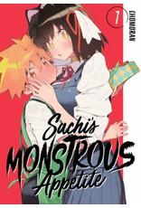 Sachi's Monstrous Appetite 1 (Engelstalig)