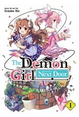 The Demon Girl Next Door 1 (Engelstalig)