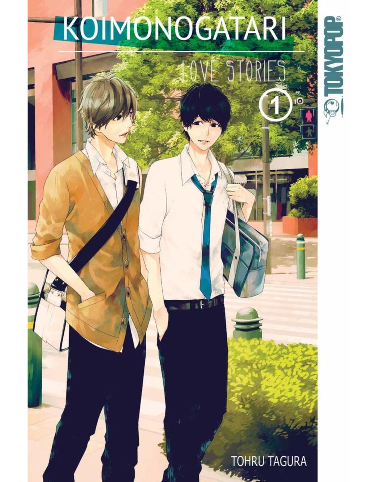 Koimonogatari: Love Stories 1 (English)
