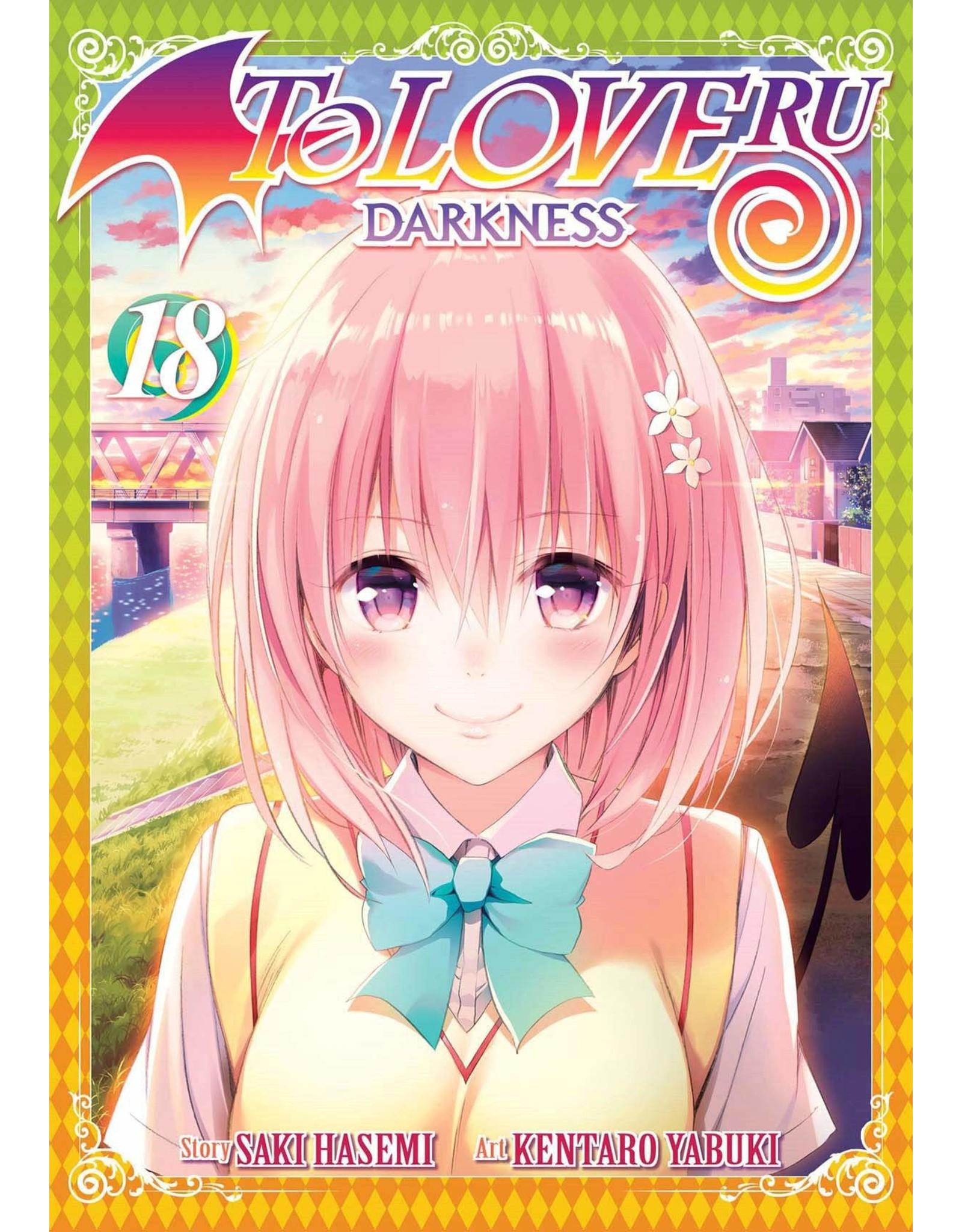 To Love Ru Darkness 18 (Engelstalig)