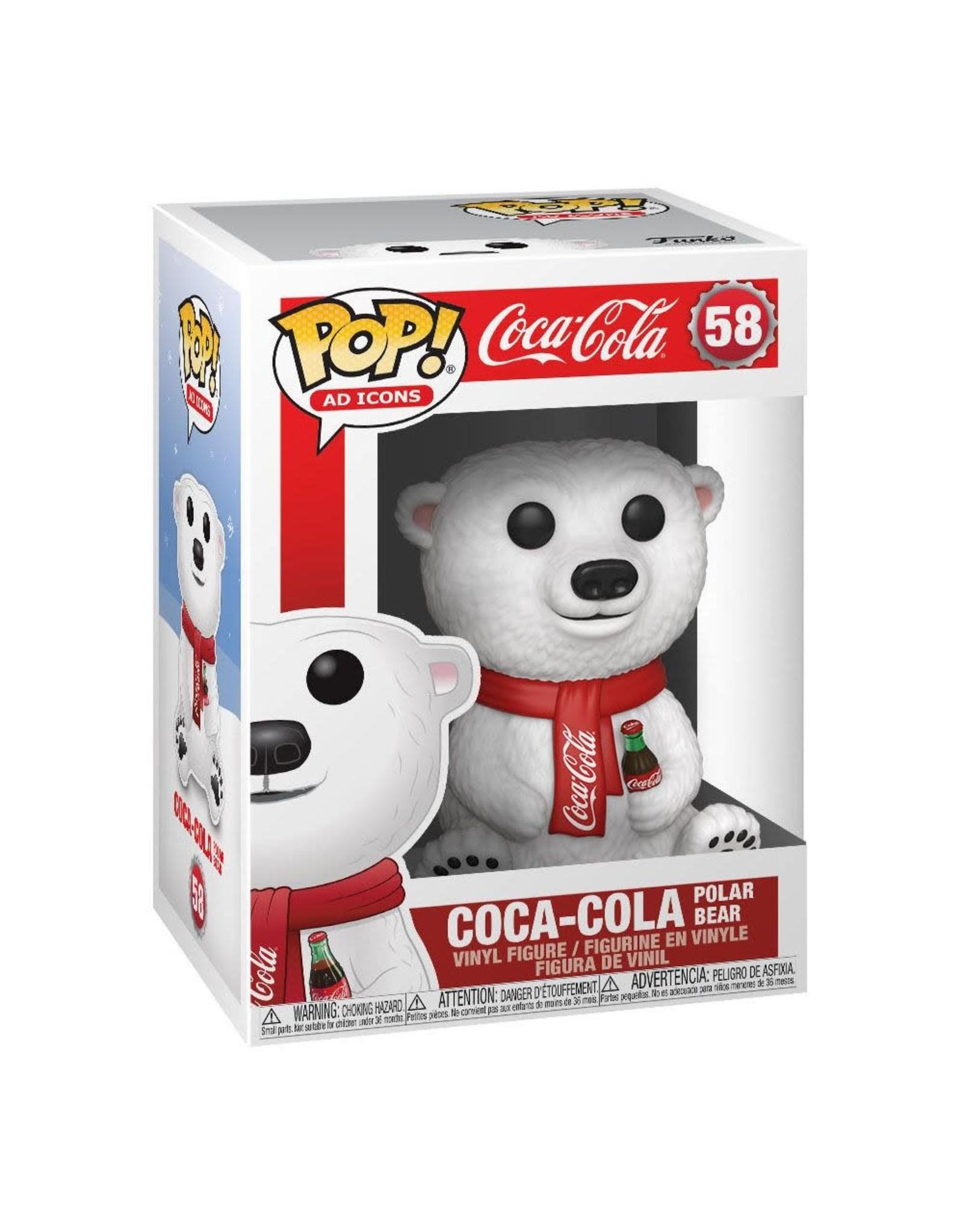Coca-Cola - Polar Bear - Funko Pop! Ad Icons 58