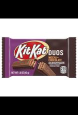 KitKat Duos Mocha + Chocolate - 42g