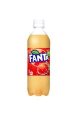 Fanta Juicy Winter Apple - Japan Limited Edition - 490ml