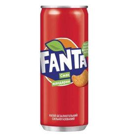 Fanta Mandarin - 33 cl