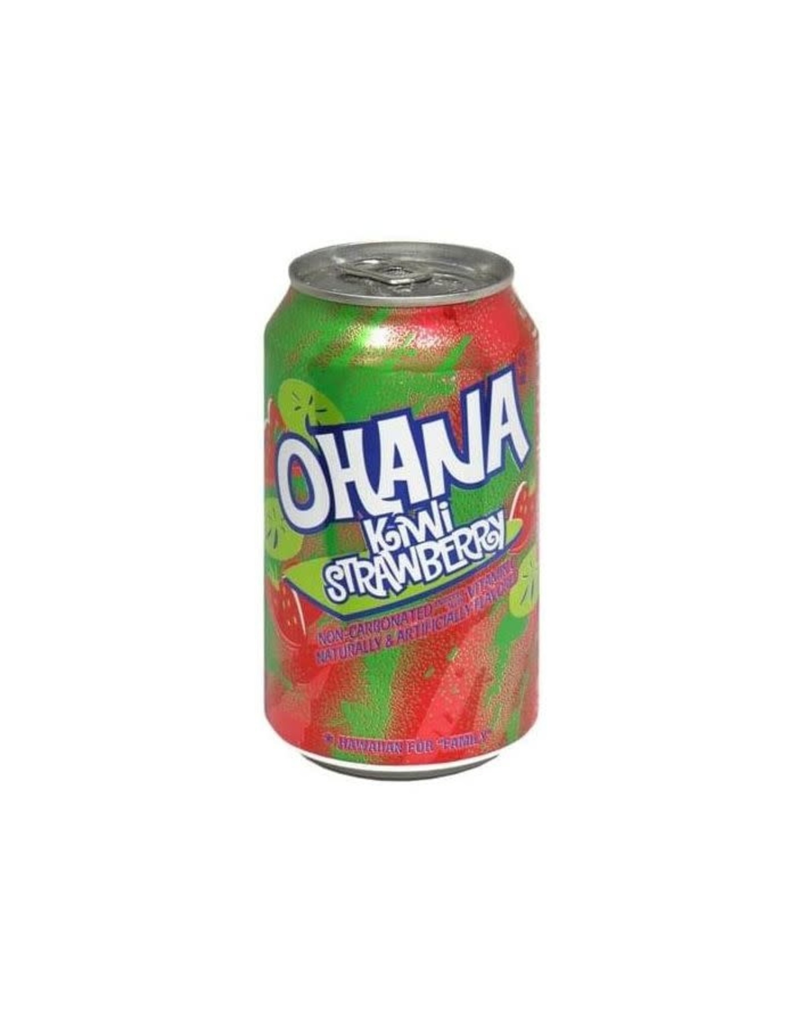 Faygo - Ohana Kiwi Strawberry - 355ml