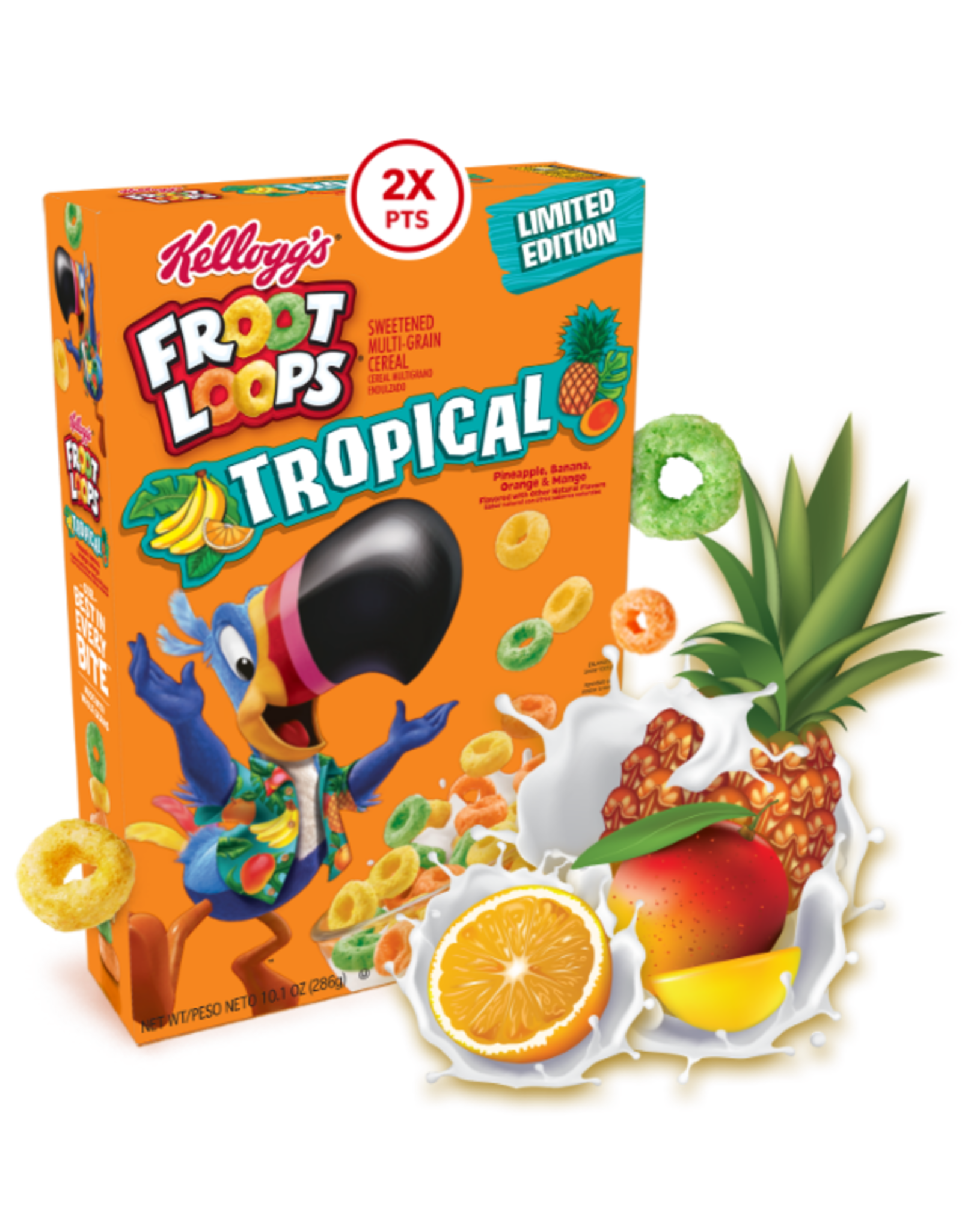 Froot Loops Tropical - 286g - BBD: 2/06/2021