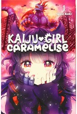 Kaiju Girl Caramelise 1 (English)