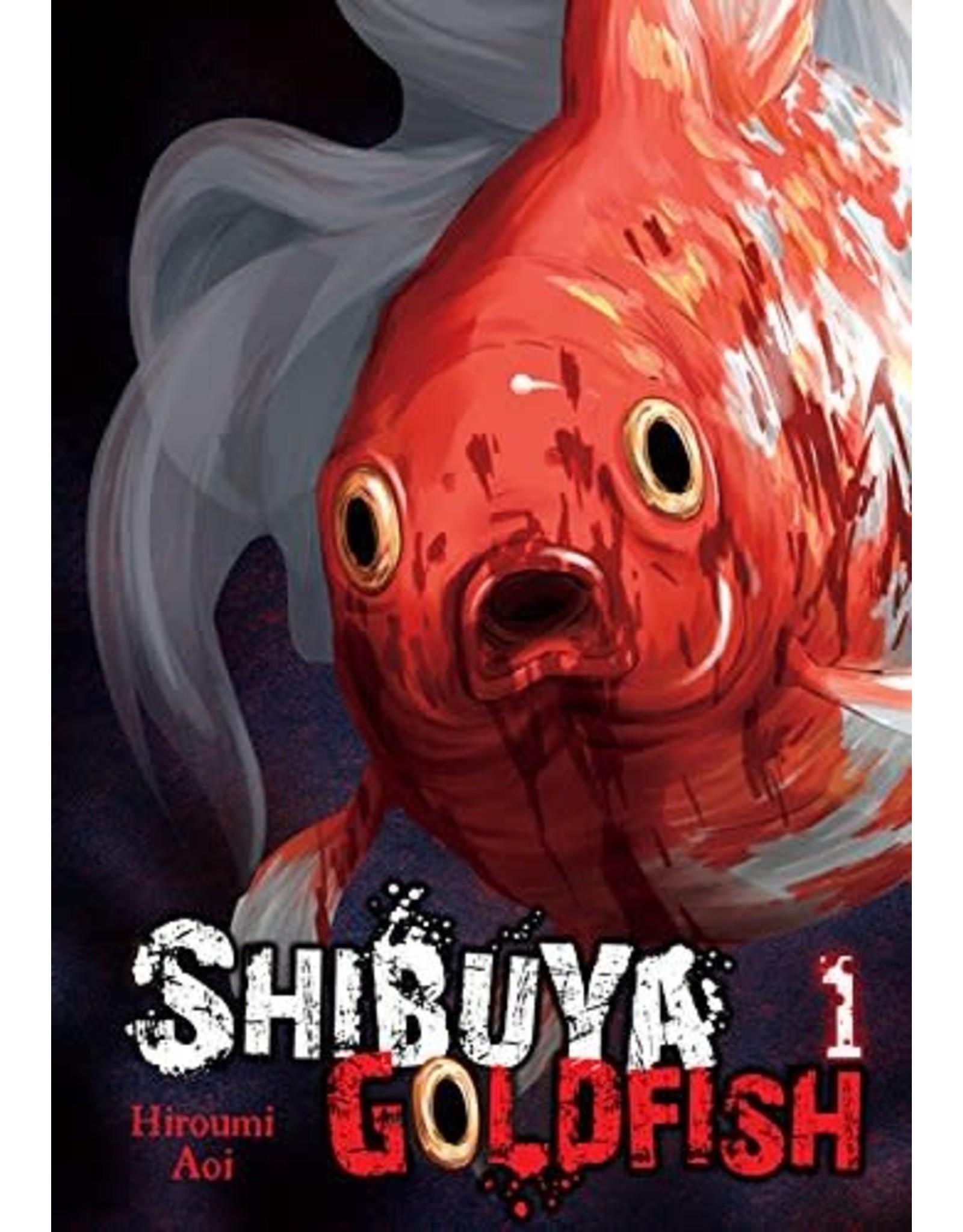 Shibuya Goldfish 1 (Engelstalig)