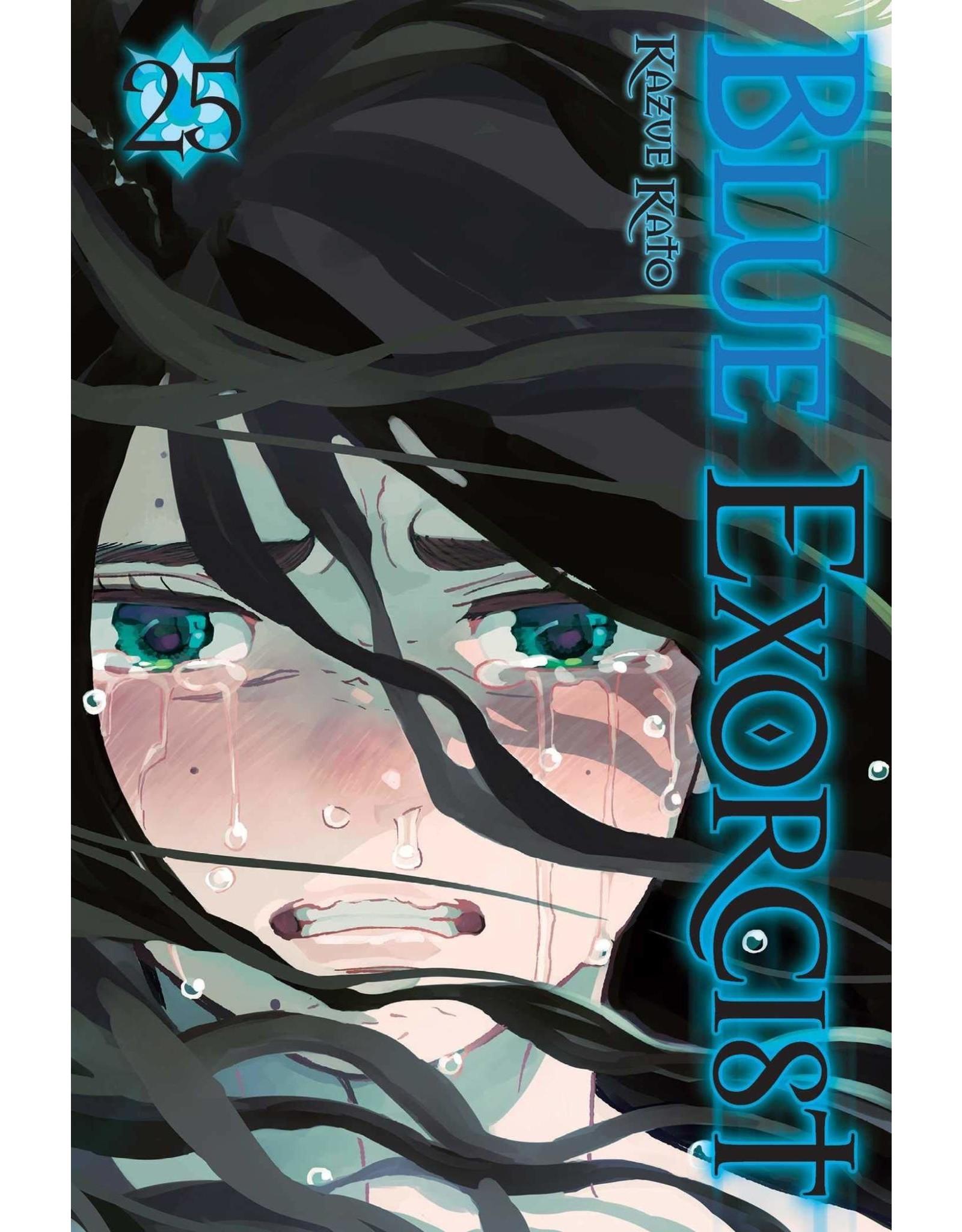 Blue Exorcist 25 (Engelstalig)