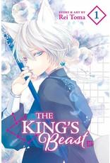 The King's Beast 1 (Engelstalig)
