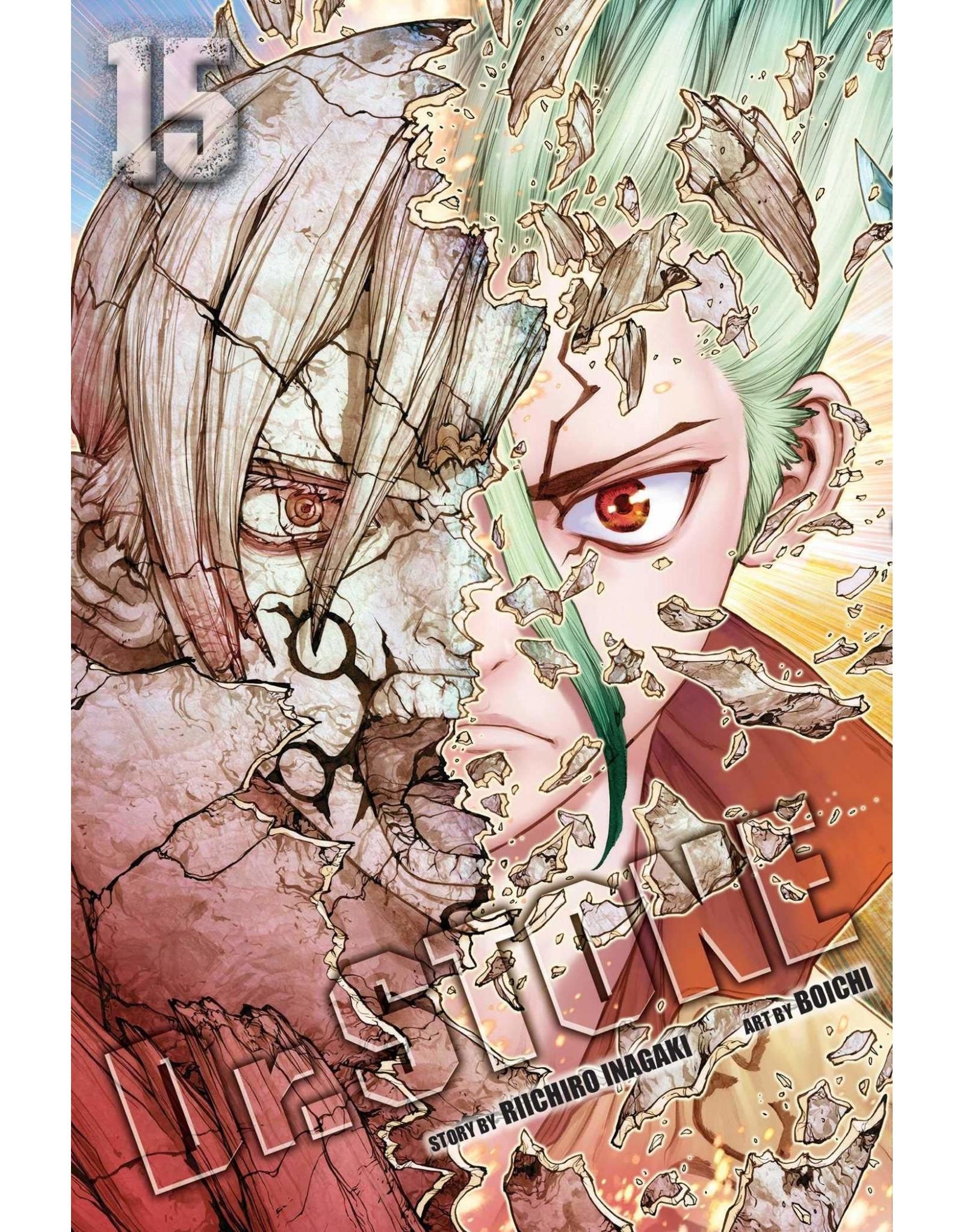 Dr. Stone 15 (English)