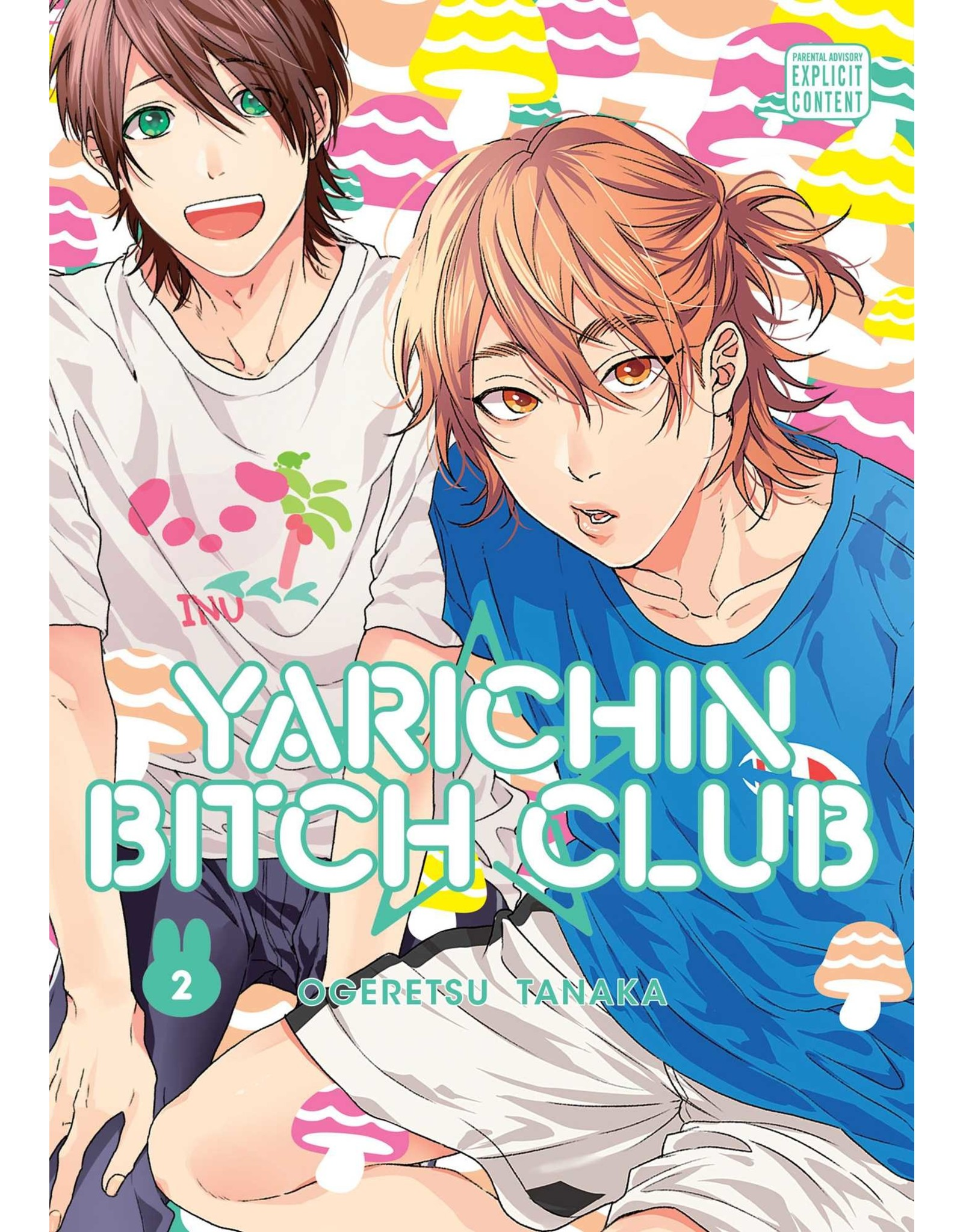 Yarichin Bitch Club 2 (English)