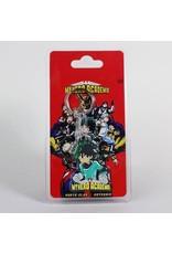 My Hero Academia - Izuku Midoriya - PVC Keychain