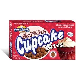 CookieDough Bites - Red Velvet Cupcakes - 87g