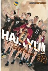 Haikyu!! 32 (Engelstalig)