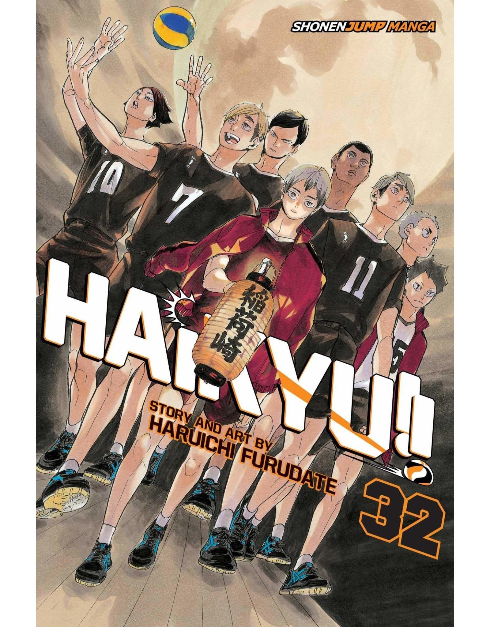 Haikyu!! 32 (English)