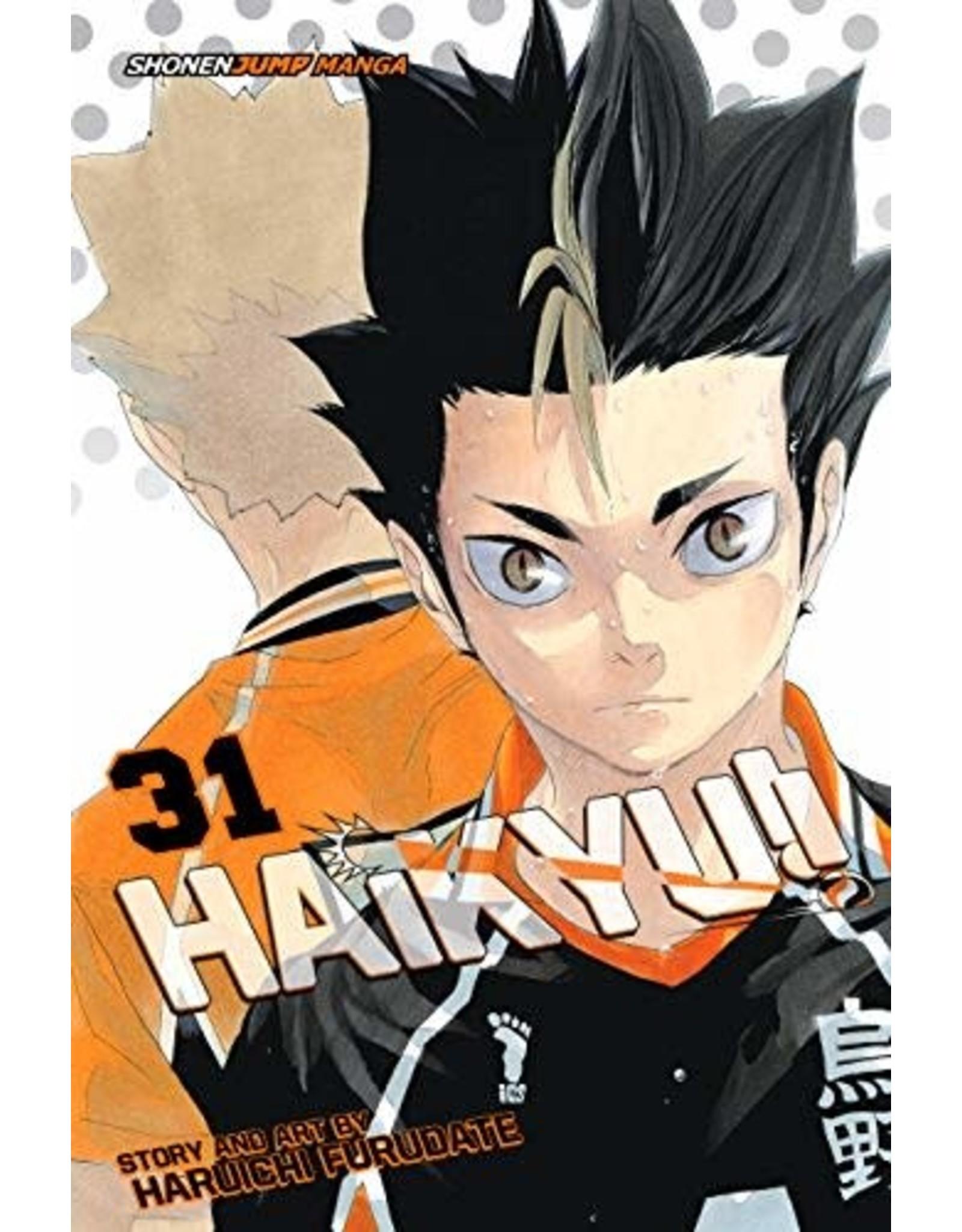 Haikyu!! 31 (Engelstalig)